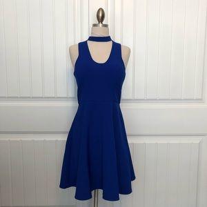 NWT A-Line Chocker Dress